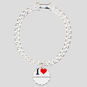 I Love My CAVALIER KING CHARLES SPANIEL Bracelet