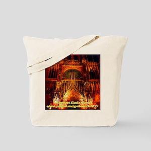 Support God's Work Tote Bag