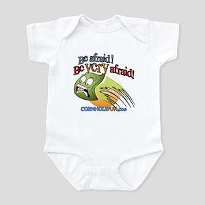 Be Afraid Infant Bodysuit