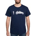 Car Evolution Dark T-Shirt