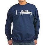 Car Evolution Sweatshirt (dark)