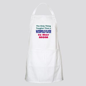 Her Tough Water Polo Mom Apron
