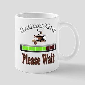Rebooting Mug