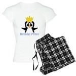 Birthday Prince Penguin Pajamas
