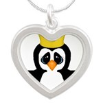 Birthday Prince Penguin Necklaces