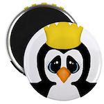 Penguin King Magnets