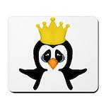 Penguin King Mousepad