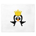 Penguin King King Duvet