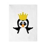 Penguin King Twin Duvet
