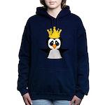 Penguin King Women's Hooded Sweatshirt
