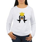 Penguin King Long Sleeve T-Shirt