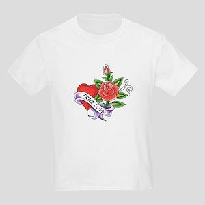 True Love Kids Light T-Shirt