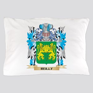 Reilly Coat of Arms - Family Crest Pillow Case
