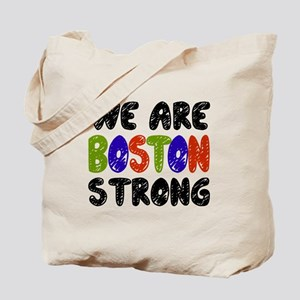 We Are Boston Strong Tote Bag