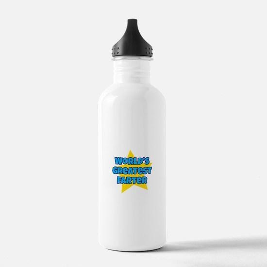 Worlds Greatest Farter Water Bottle