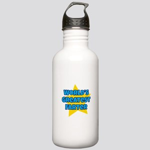 Worlds Greatest Farter Stainless Water Bottle 1.0L