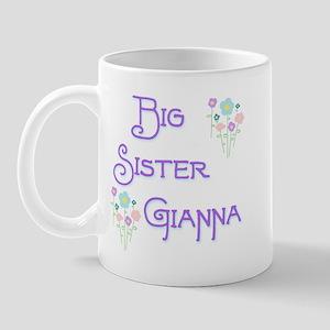 Big Sister Gianna Mug
