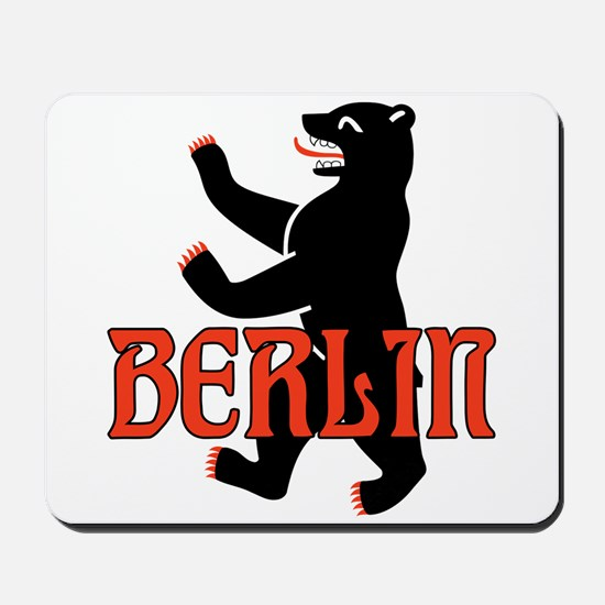Berlin Coat of Arms Mousepad