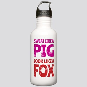 Sweat Like a Pig - Loo Stainless Water Bottle 1.0L