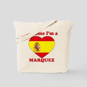 Marquez, Valentine's Day   Tote Bag
