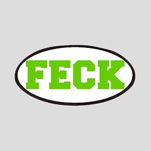 Feck-Fre l green Patch