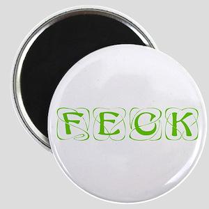 Feck-Kon l green Magnets