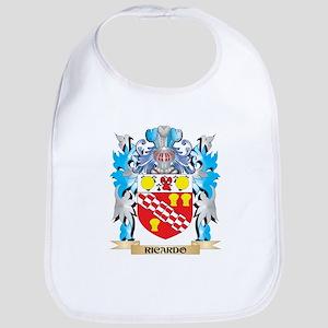 Ricardo Coat of Arms - Family Crest Bib