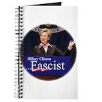 Clinton = Fascist Journal