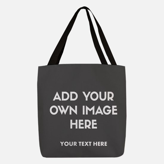Add Your Own Image Polyester Tote Bag
