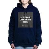 Add my own photo Hooded Sweatshirt