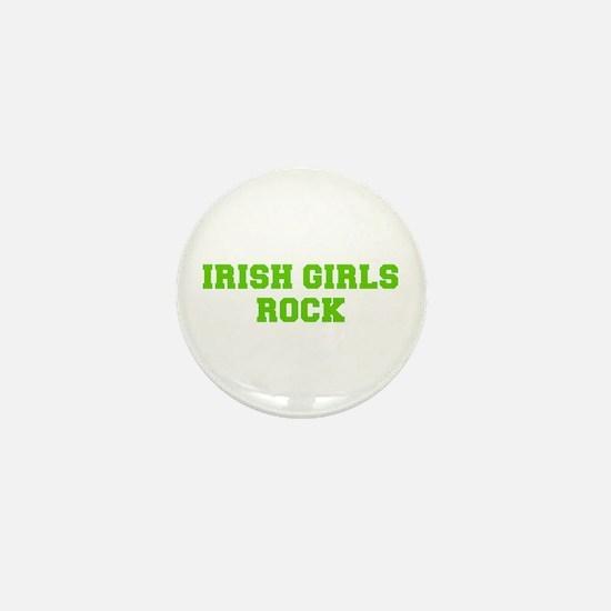 Irish Girls Rock-Fre l green 400 Mini Button