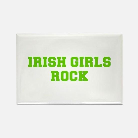Irish Girls Rock-Fre l green 400 Magnets