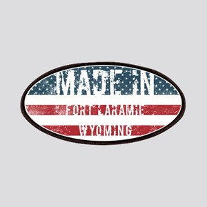 Made in Fort Laramie, Wyoming Patch