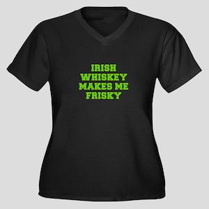 Irish Whiskey makes me frisky-Fre l green 400 Plus