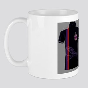 Panthers football jersey Mug