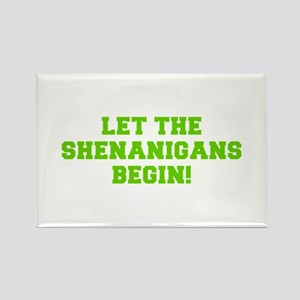 Let the Shenanigans begin-Fre l green Magnets