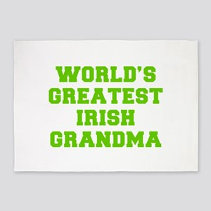 World s Greatest Irish Grandma-Fre l green 400 5'x