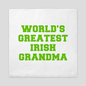 World s Greatest Irish Grandma-Fre l green 400 Que