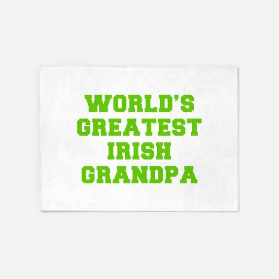 World s Greatest Irish Grandpa-Fre l green 400 5'x