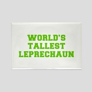 World s Tallest Leprechaun-Fre l green Magnets