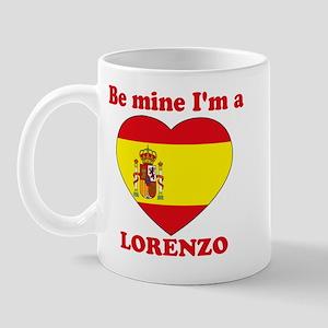 Lorenzo, Valentine's Day Mug