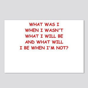what was Postcards (Package of 8)