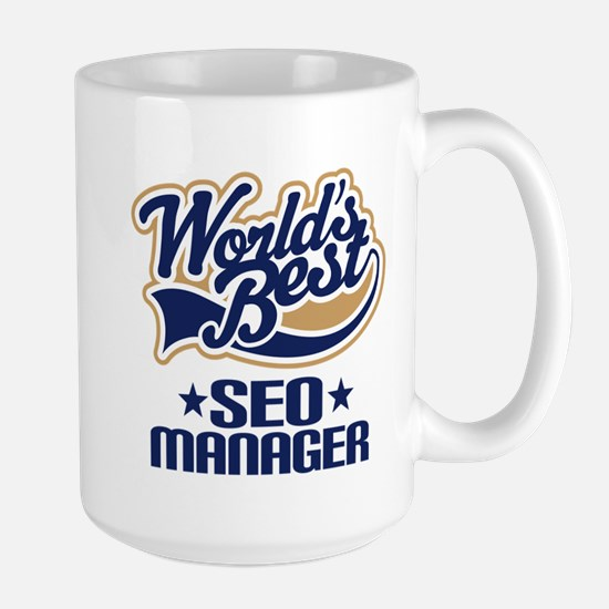 SEO manager Mugs