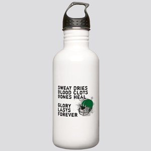 Glory lasts forever Water Bottle