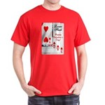 Lovers Flush Dark T-Shirt