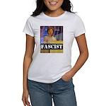 Clinton = Fascist Women's T-Shirt