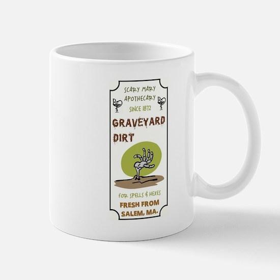 GRAVEYARD DIRT Mugs