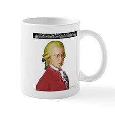 Mozart Nacht Musik Mugs