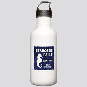 SEAHORSE TAILS Water Bottle