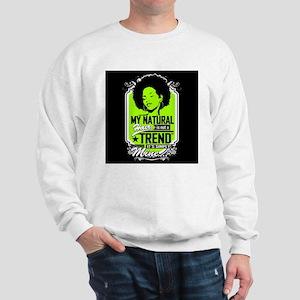 Natural Not Trend (Neon) Sweatshirt
